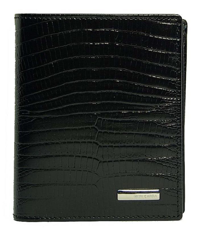 Портмоне Neri Karra мужское, черный портмоне мужское neri karra цвет черный 0354 03 01