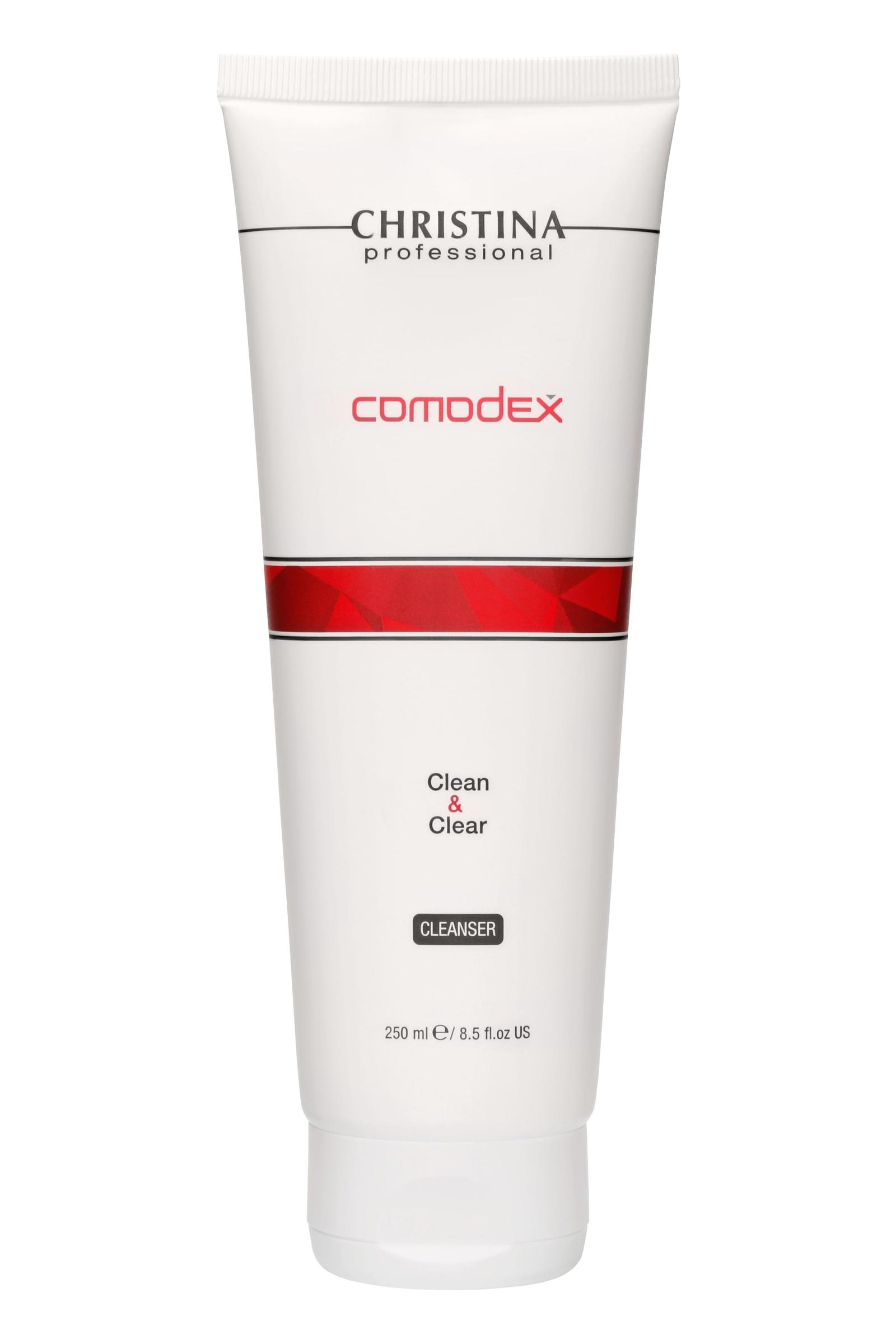 Гель для умывания CHRISTINA Очищающий Comodex Clean & Clear Cleanser
