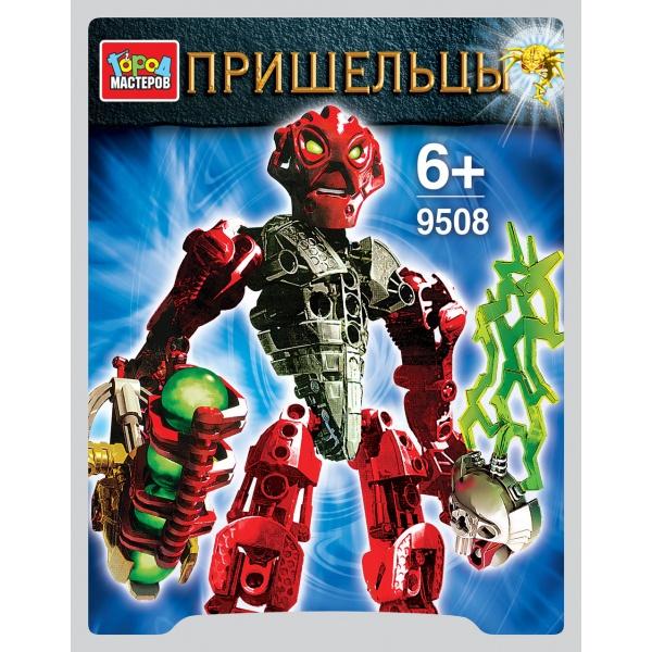 Пластиковый конструктор Город мастеров 9508-BL, 271644