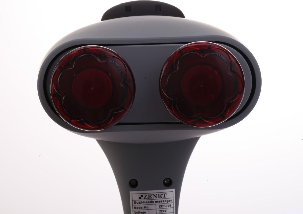 Массажёр ручной Zenet, ZET-709, темно-синий