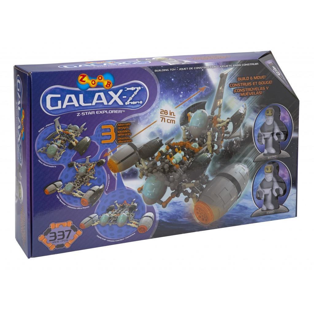 Развивающая игрушка Zoob галактика, 16010 zoob конструктор zoob racer z car designer 76 деталей