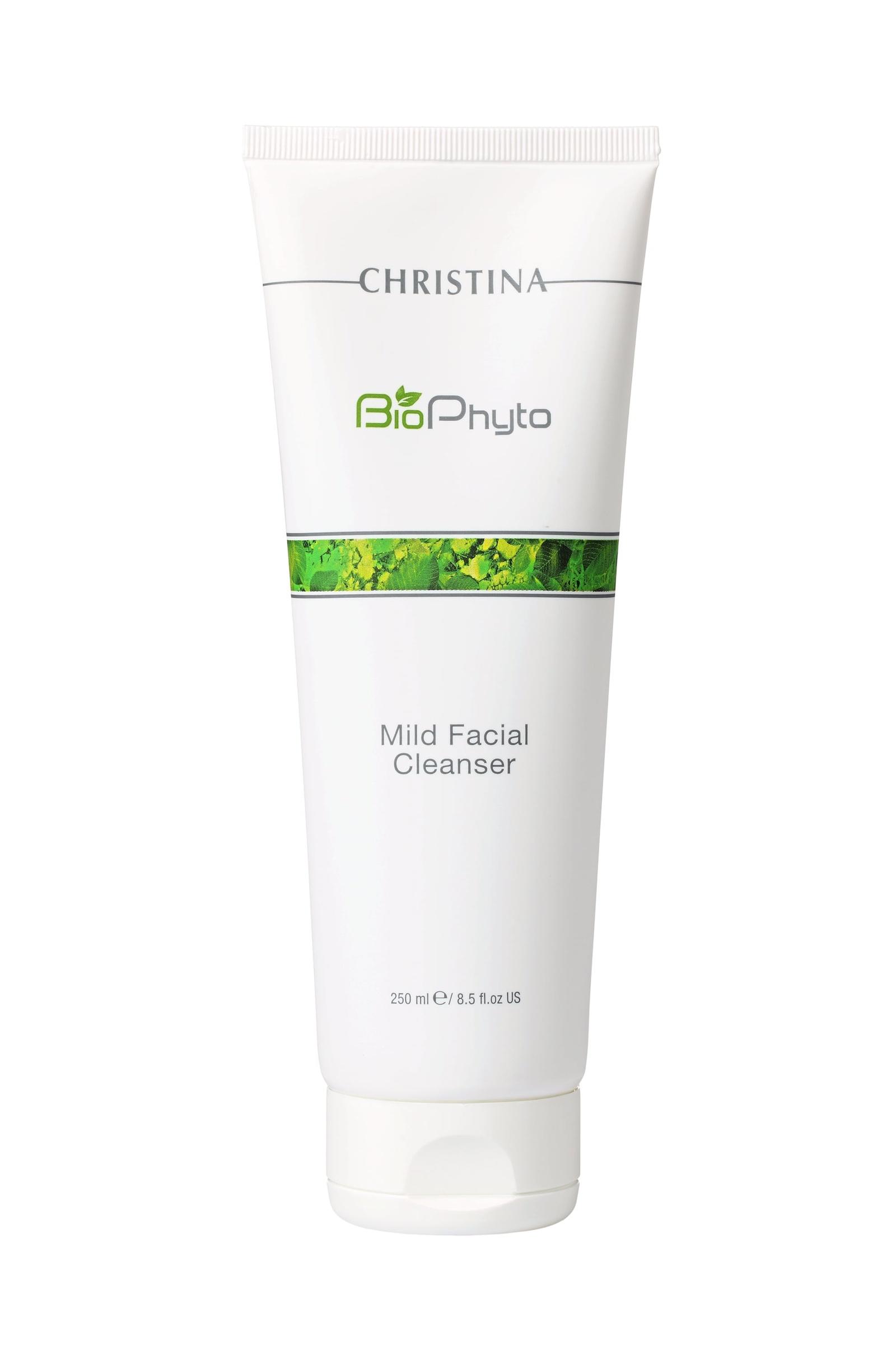 Гель для умывания CHRISTINA Мягкий очищающий Bio Phyto Mild Facial Cleanser Christina