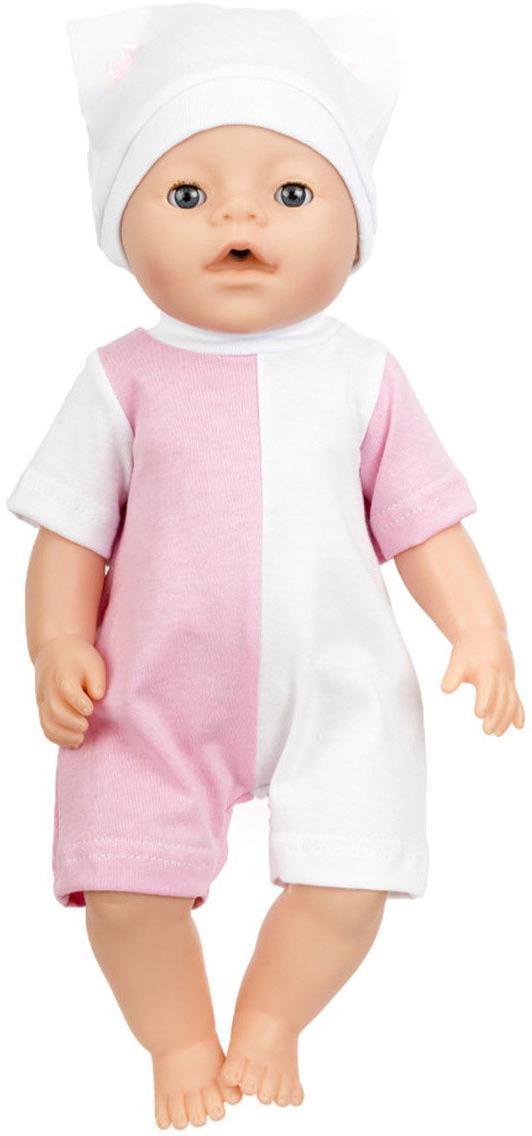 """Одежда для кукол КуклаПупс """"Боди-песочник"""", 3666436"""