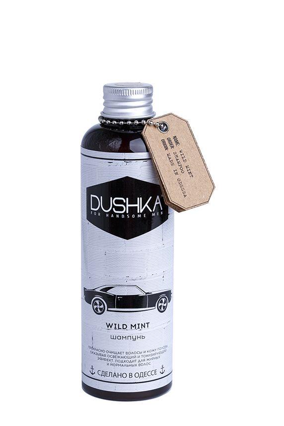 Шампунь для волос DUSHKA Wild Mint