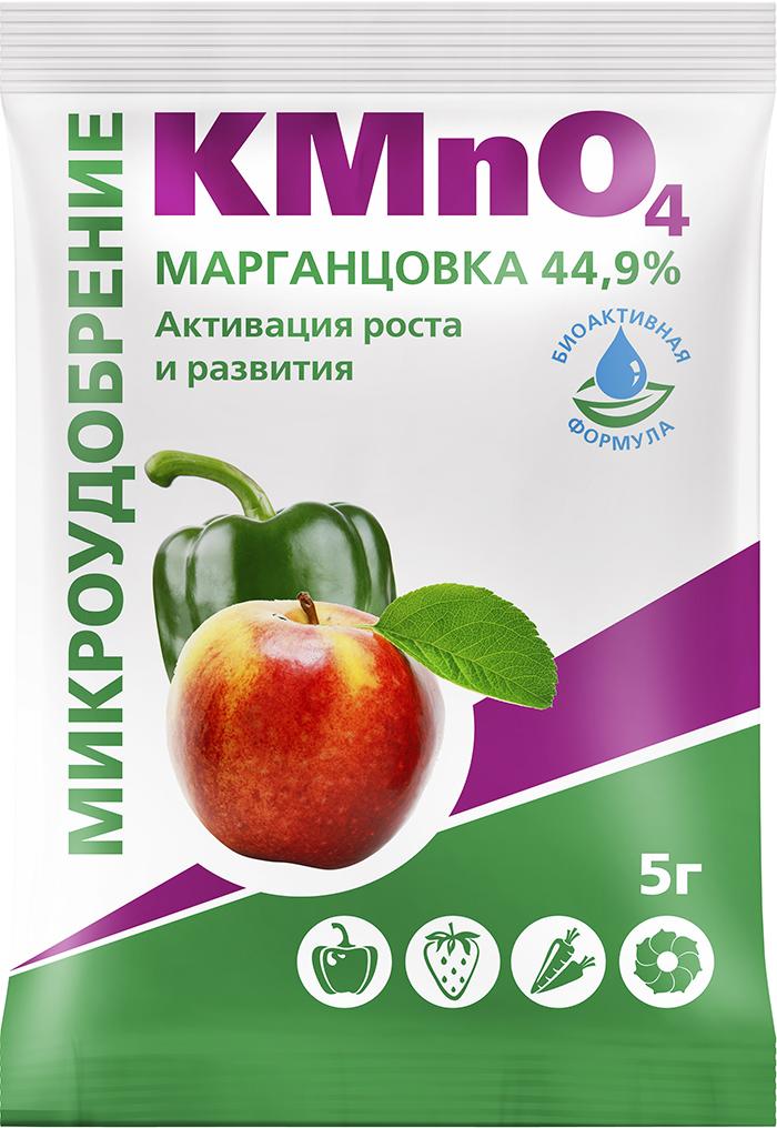 Удобрение БиоМастер Многофункциональный продукт Марганцовка 44,9%, 10 г