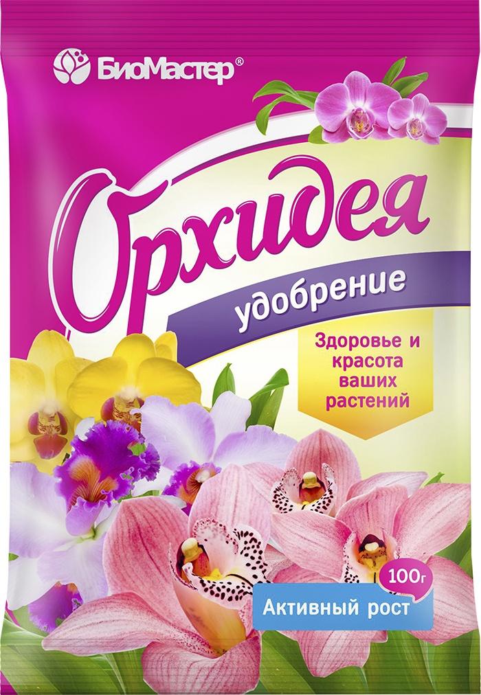 Удобрение БиоМастер Водорастворимое удобрение для орхидей, M-BM-45