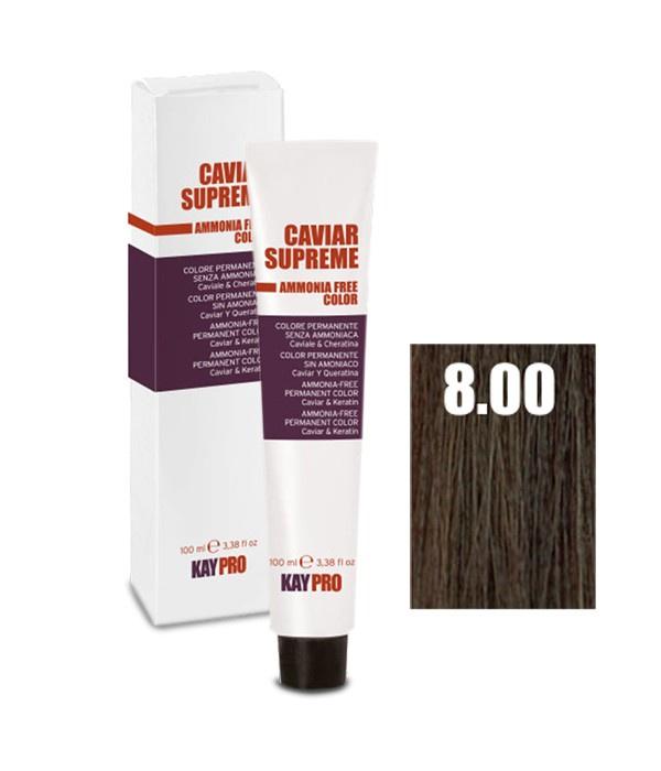 Краска для волос KayPro 19155-8.00 окислитель kaypro caviar supreme oss 10 v