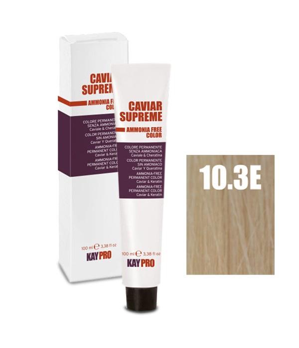 Краска для волос KayPro 19162 kaypro крем краска 8 3 светлый золотистый блонд caviar supreme 100 мл