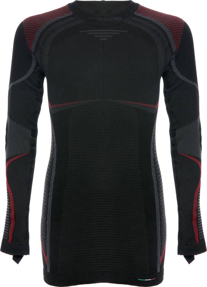 Термобелье кофта Accapi термобелье кофта мужская accapi цвет черный t301 999 размер l 48 50
