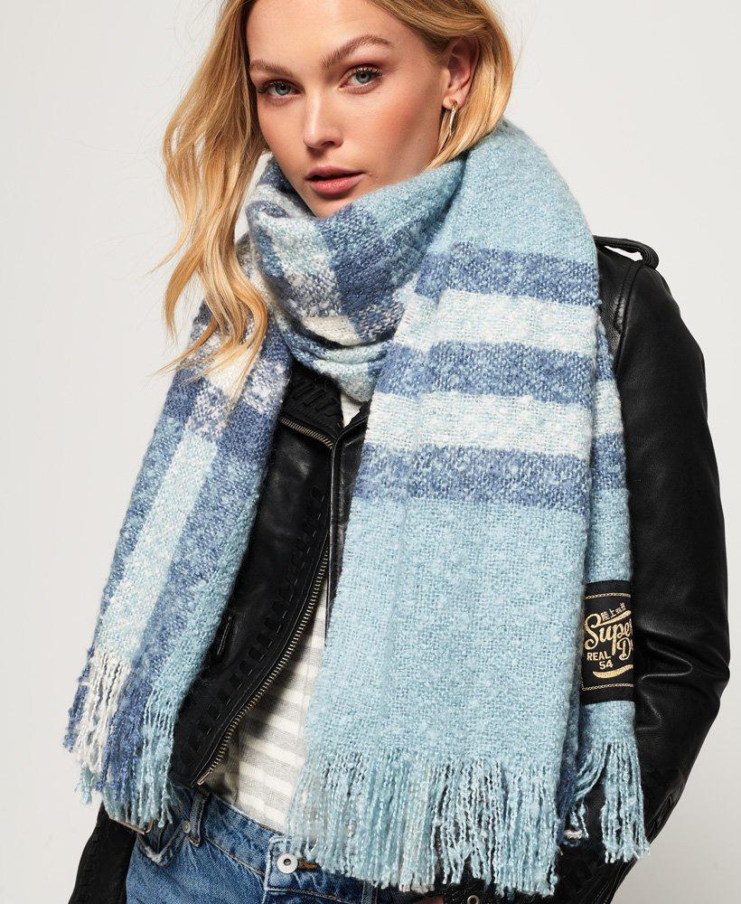 Шарф Superdry женский шарф из вискозы
