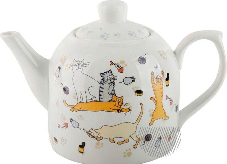 Чайник заварочный Gutenberg Йошка, 30641, разноцветный, 720 мл