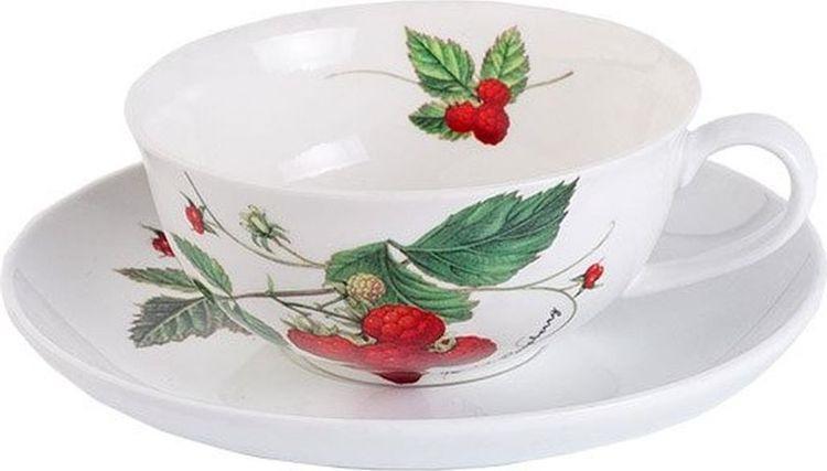 Фото - Чайная пара Gutenberg Дикие ягоды, 30985, разноцветный чашка чайная gutenberg цветение сливы мейхуа 200009 разноцветный 100 мл