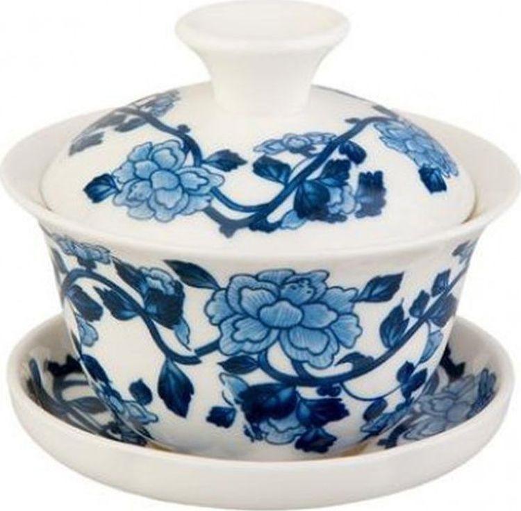 Фото - Чашка чайная Gutenberg Цветение сливы Мейхуа, 200009, разноцветный, 100 мл чашка чайная gutenberg цветение сливы мейхуа 200009 разноцветный 100 мл