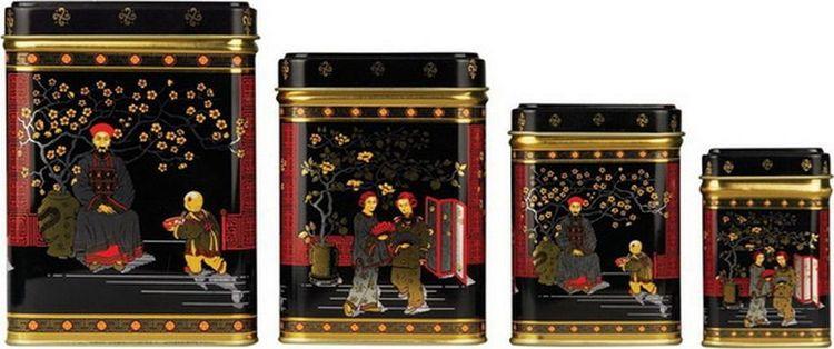 Банка для чая Gutenberg Японцы, 71028, разноцветный, 25 г банка для чая gutenberg коллаж 70024 разноцветный 150 г