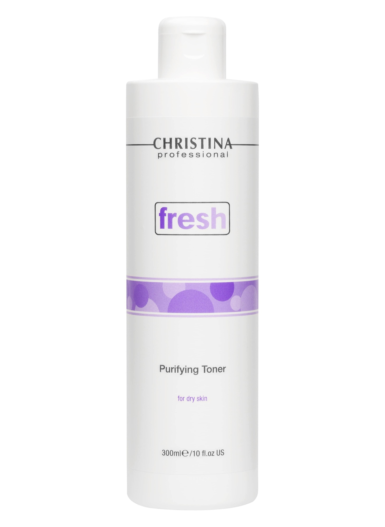 Тоник для лица CHRISTINA Fresh Purifying Toner for dry skin christina очищающий тоник с лавандой для сухой кожи purifying toner for dry skin with lavender 300 мл