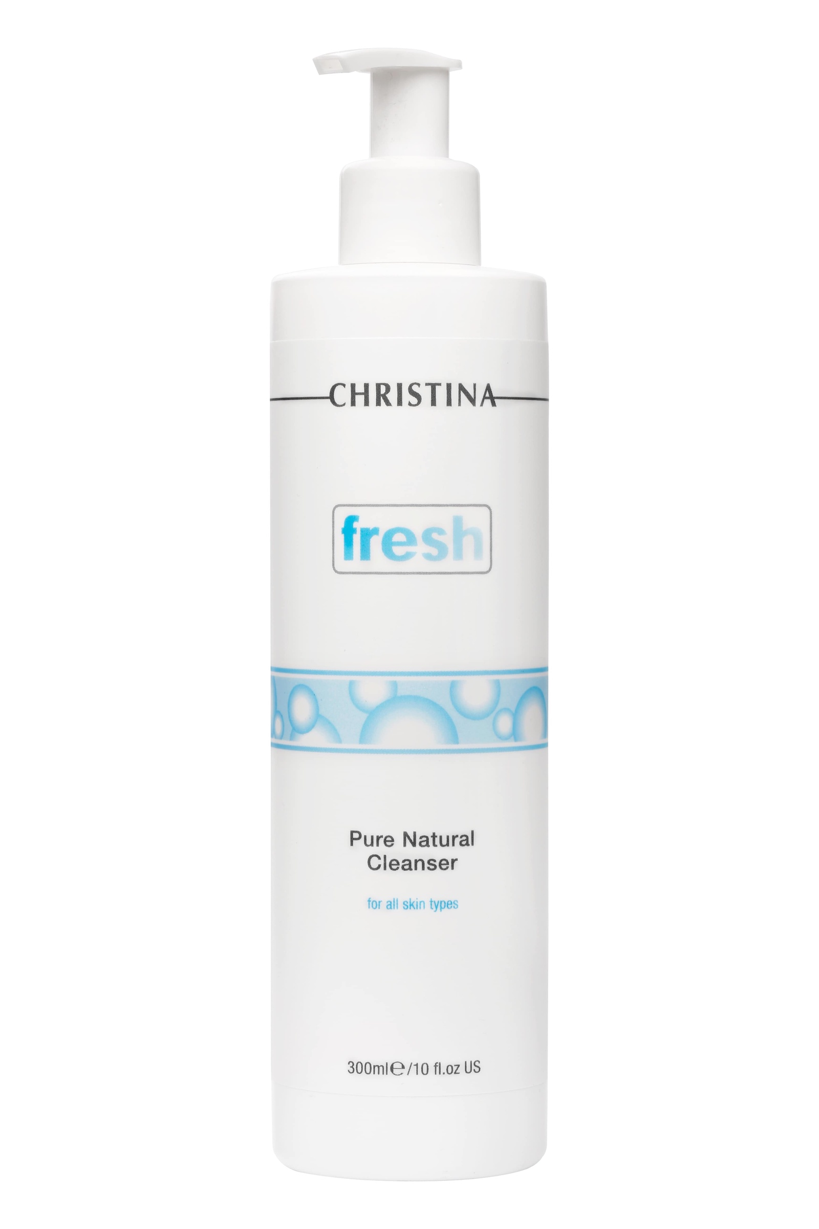 Гель для умывания CHRISTINA Натуральный очищающий гель для всех типов кожи Fresh Pure & Natural Cleanser