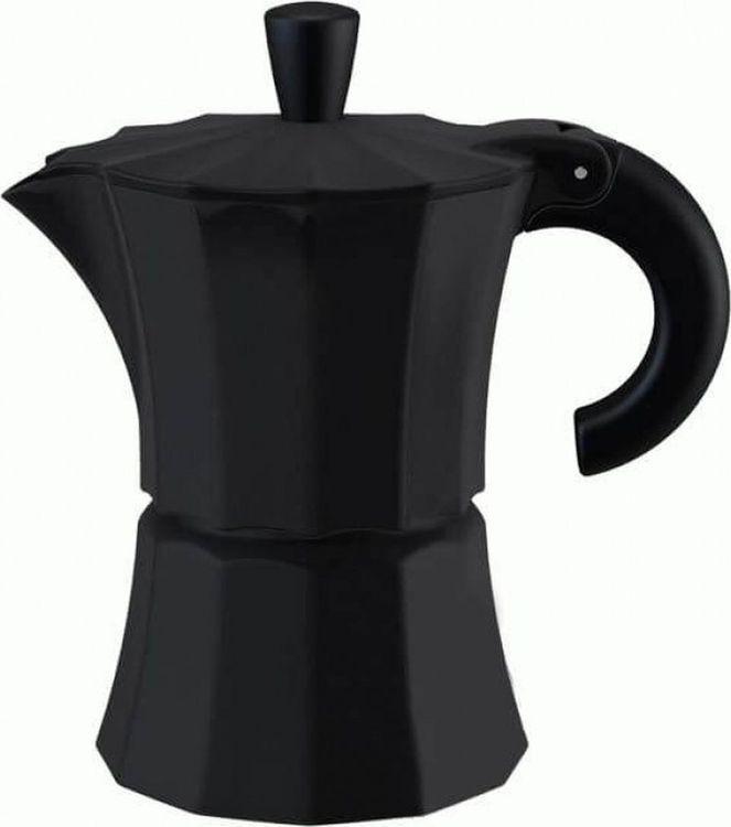 Кофеварка гейзерная Gutenberg Morosina, MOR002, черный, на 3 чашки цены