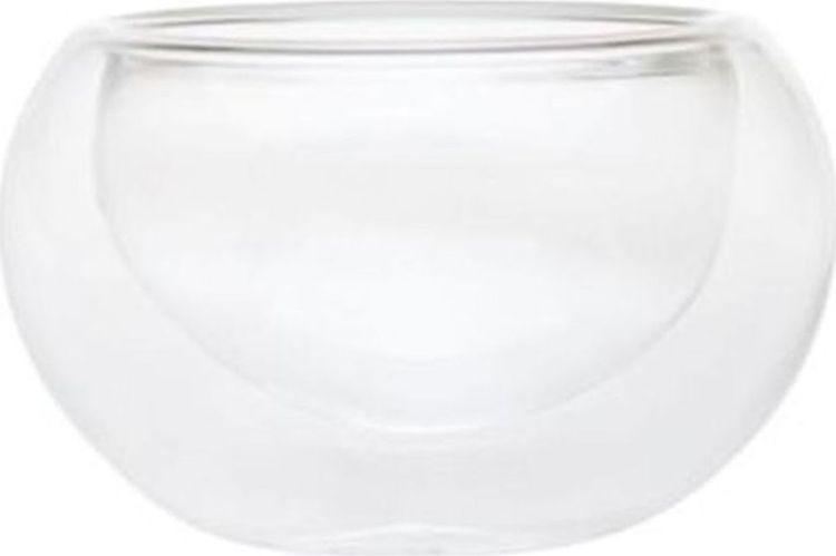 Термокружка Gutenberg Белая лилия, 003887-6, прозрачный, 80 мл, 6 шт
