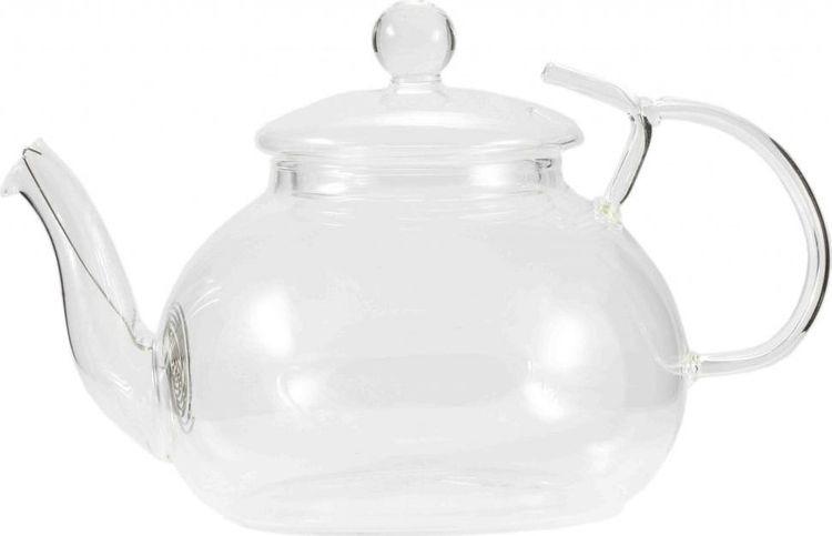 Чайник заварочный Gutenberg Примула, 003918, прозрачный, 700 мл