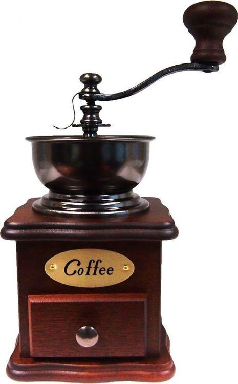 цена Ручная кофемолка Gutenberg Кения-Black, 004802, коричневый онлайн в 2017 году