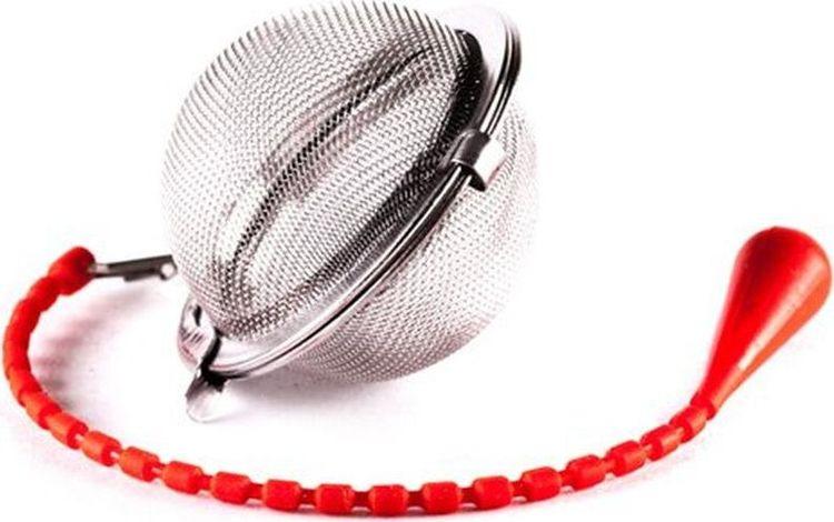 Ситечко для заварки Gutenberg, 006856, серебристый, диаметр 4,5 см цена