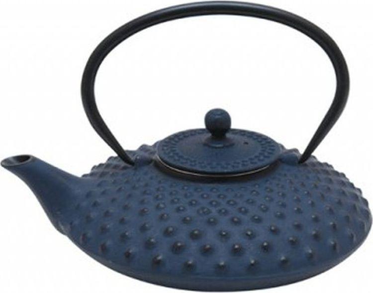 Чайник заварочный Gutenberg Перламутровая черепаха, 007802, синий, 800 мл
