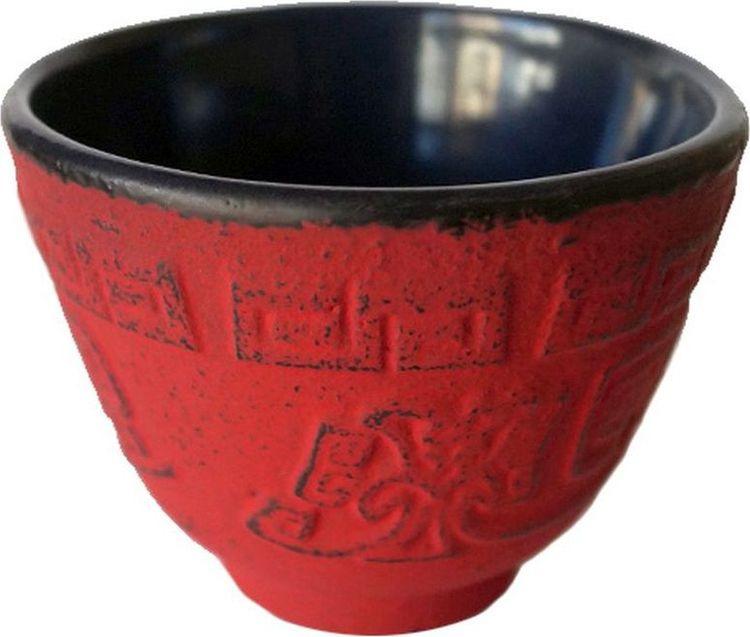 Фото - Чайник заварочный Gutenberg Мэйхуа, 007879, красный, 120 мл чашка чайная gutenberg цветение сливы мейхуа 200009 разноцветный 100 мл