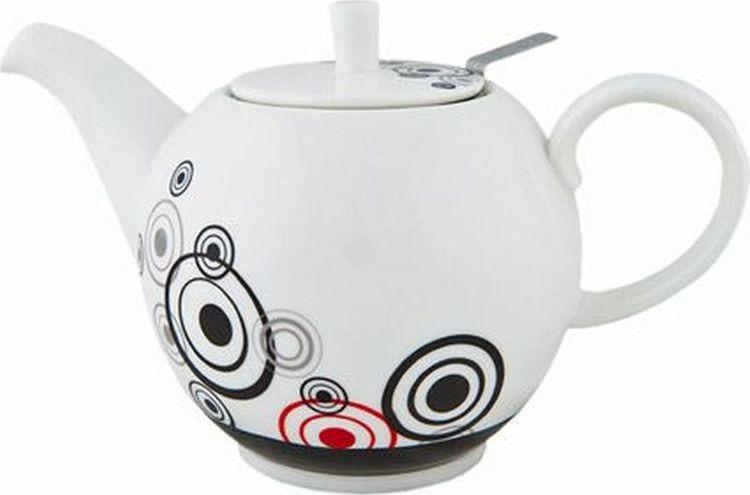 Чайник заварочный Gutenberg Калипсо, 009907, разноцветный, 1 л цена