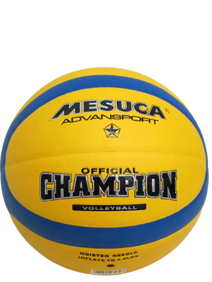Мяч волейбольный MESUCA MVO0936, MVO0936, желтый цена