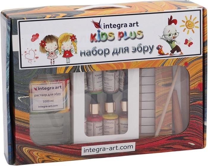 Набор для рисования Integra Art Эбру Kids Plus