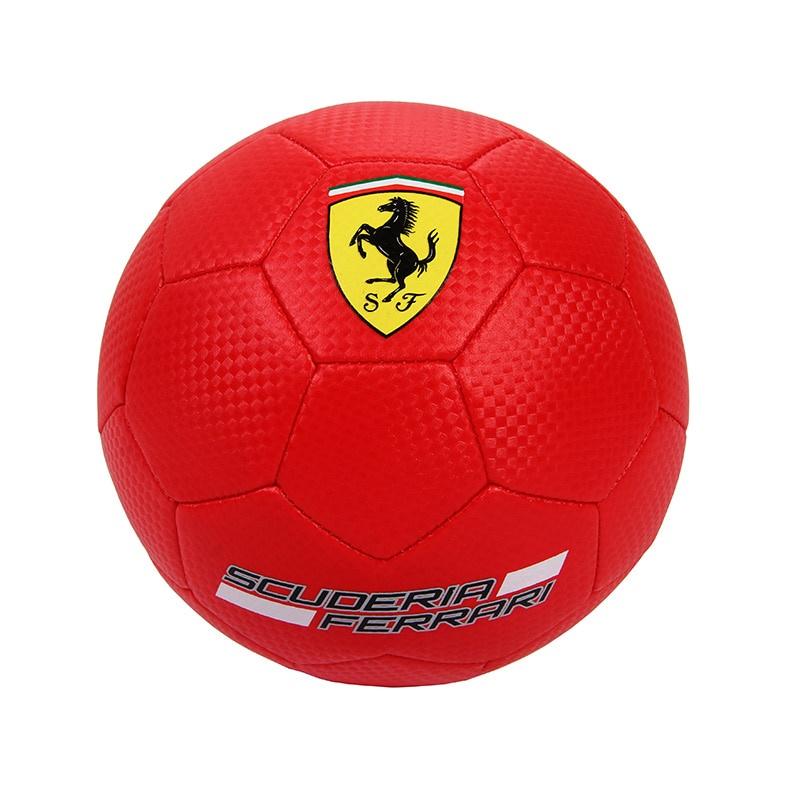 Мяч футбольный MESUCA Мяч футбольный Ferrari №5 (красный), F666-4, красный мяч футбольный joerex 5 jis010