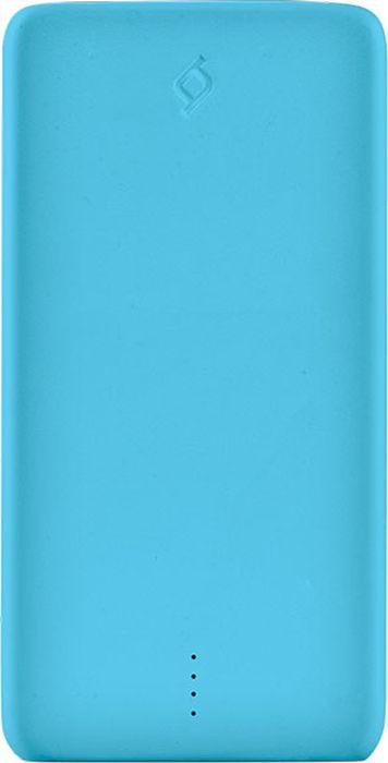 Внешний аккумулятор TTEC PowerSlim 2BB132M 5000 мАч, голубой