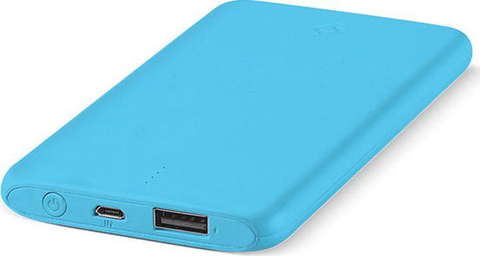 Внешний аккумулятор TTEC PowerSlim 2BB133M 10000 мАч, голубой