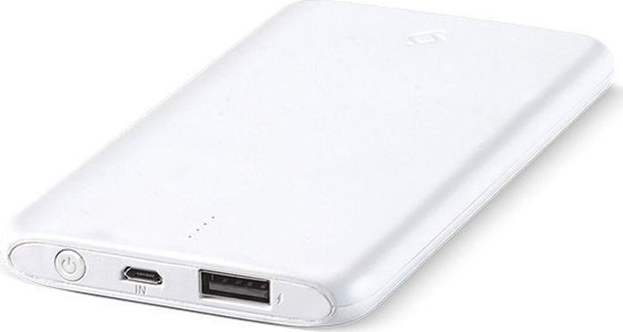 Внешний аккумулятор TTEC PowerSlim 2BB132B 5000 мАч, белый
