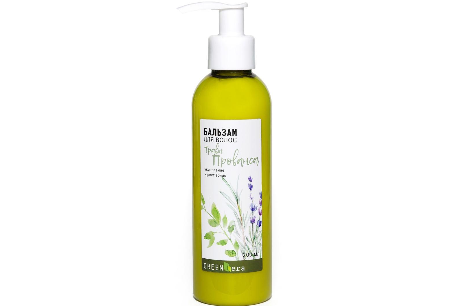 Бальзам для волос Green-Era натуральный Травы Прованса