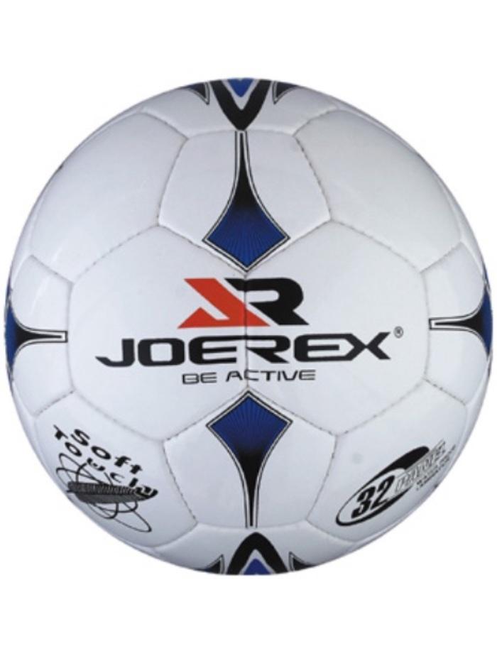 Мяч футбольный JOEREX Мяч футбольный №5, JSO0706-2, белый мяч футбольный joerex 5 jis010