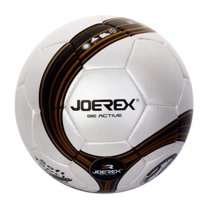 Мяч футбольный JOEREX Футбольный мяч, размер 5., белый мяч футбольный torres vision resposta fifa quality pro размер 5