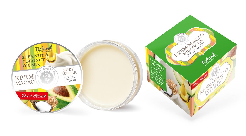 Крем-масло для тела Дом природы Нежные пяточки с маслом Авокадо, 100 гр для тела оливковое масло название