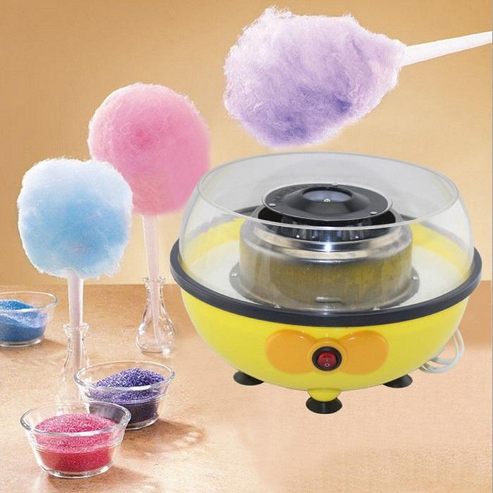 Аппарат для сахарной ваты Keya с LED-палочкой KEYA