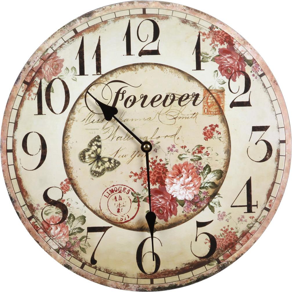 Настенные часы Lefard, 799-010, диаметр 35 см