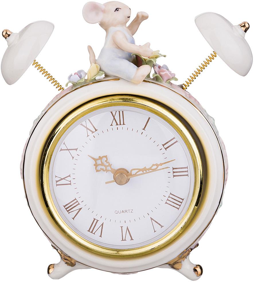 Настольные часы Lefard, 461-260, 11 х 6 х 14,5 см