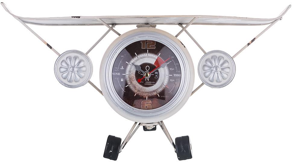 Настольные часы Lefard Самолет