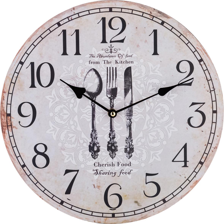 Настенные часы Lefard Винтаж, 799-140, 34 х 34 х 4,5 см фоторамки lefard фоторамка винтаж 1х19х24 см