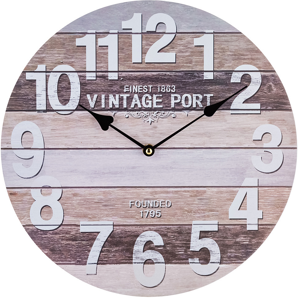 Настенные часы Lefard Винтаж, 799-142, 34 х 34 х 4,5 см фоторамки lefard фоторамка винтаж 1х19х24 см