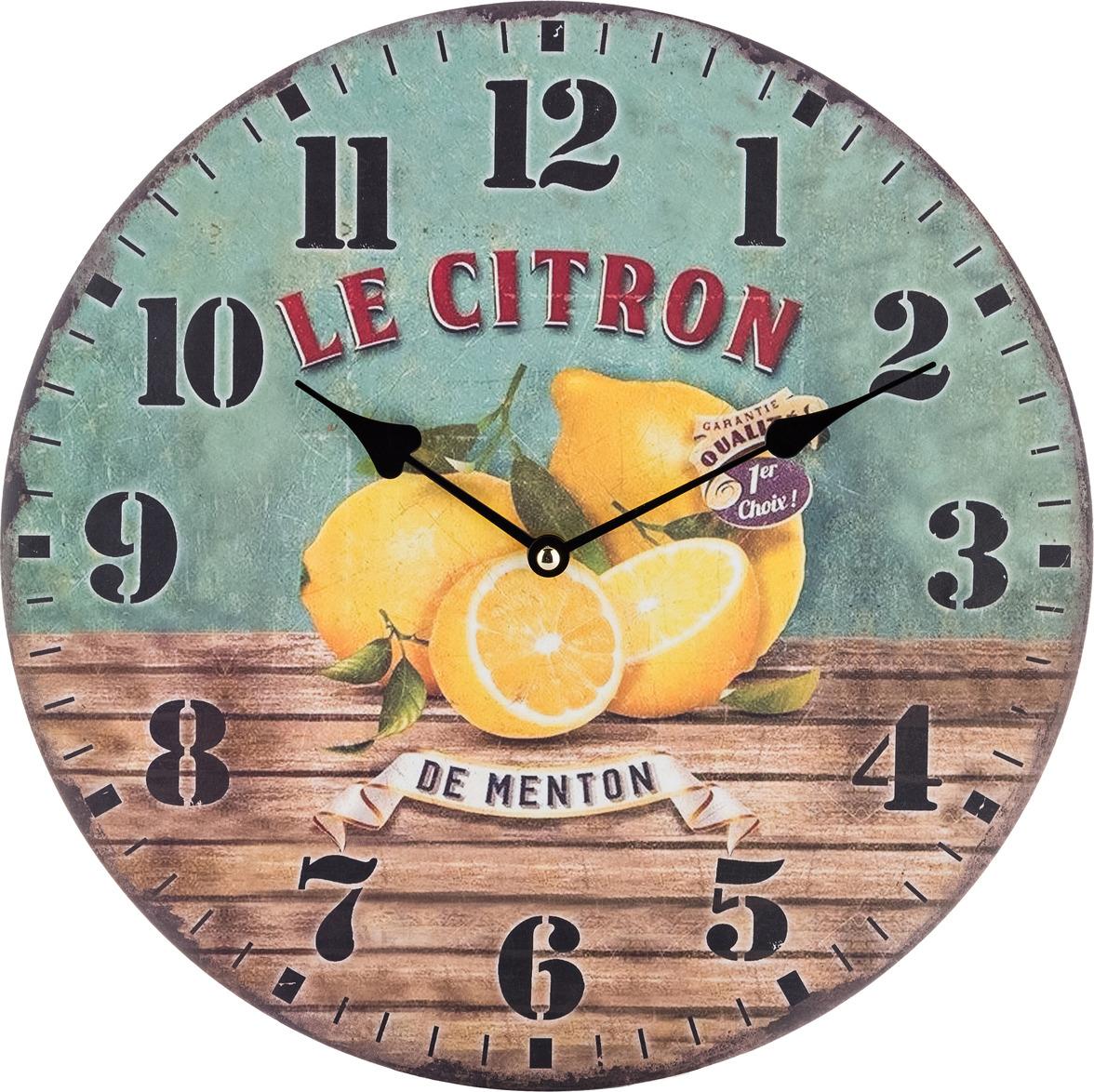 Настенные часы Lefard Винтаж, 799-145, 34 х 34 х 4,5 см фоторамки lefard фоторамка винтаж 1х19х24 см