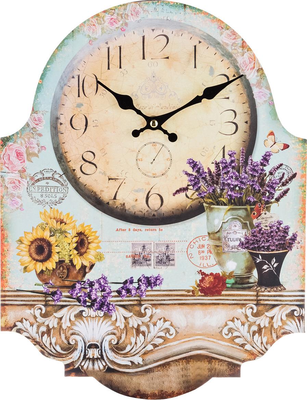 Настенные часы Lefard, 799-158, 29 х 4,5 х 38 см