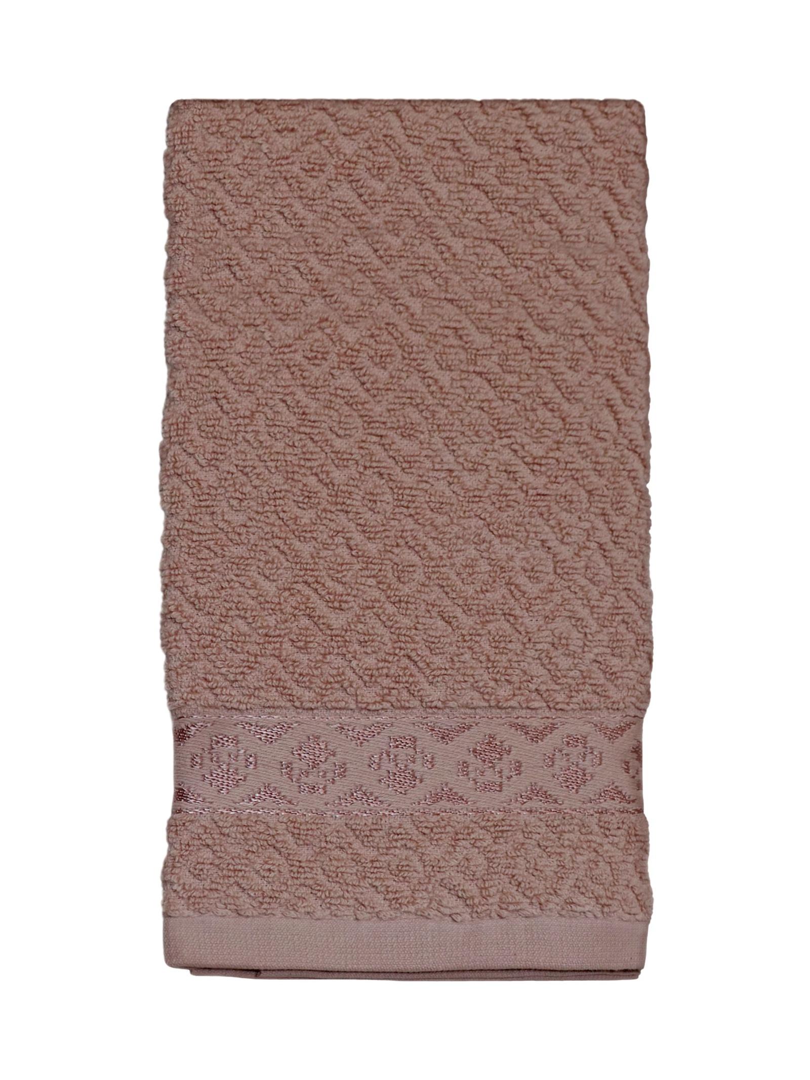 Полотенце кухонное DeНАСТИЯ кухонное, 40х60 см, бежевый полотенце кухонное мультидом русский стиль 42 72 см