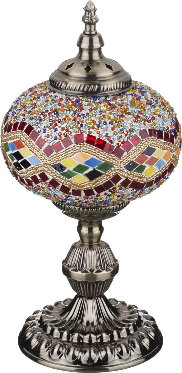 Светильник настольный Lefard, 212-063, разноцветный, 15 х 15 х 35 см