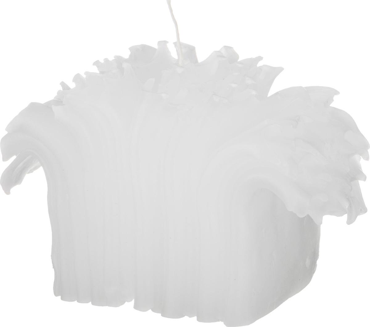 Свеча фигурная Lefard Лозанна, 315-100, белый, 12 х 7 х 8 см подстаканник сергей 11 8 х 7 8 х 7 3 см 2494361