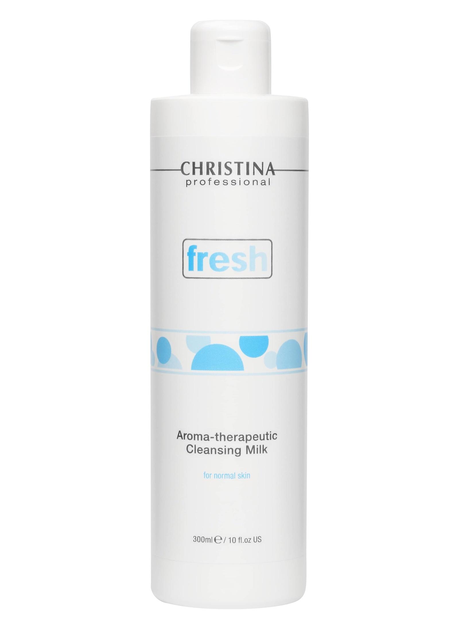 Молочко косметическое CHRISTINA Очищающее для нормальной кожи Fresh Aroma Therapeutic Cleansing Milk for normal skin
